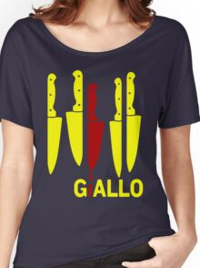 Giallo Women's Relaxed Fit T-Shirt