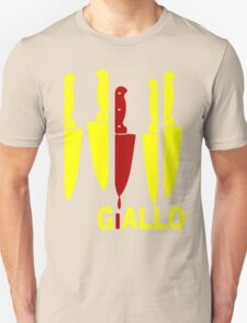 Giallo Unisex T-Shirt