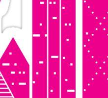 DTX - Pink Sticker