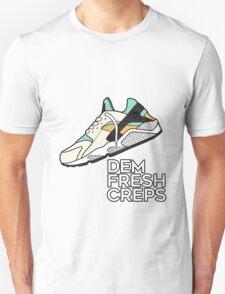 Dem Fresh Creps Unisex T-Shirt