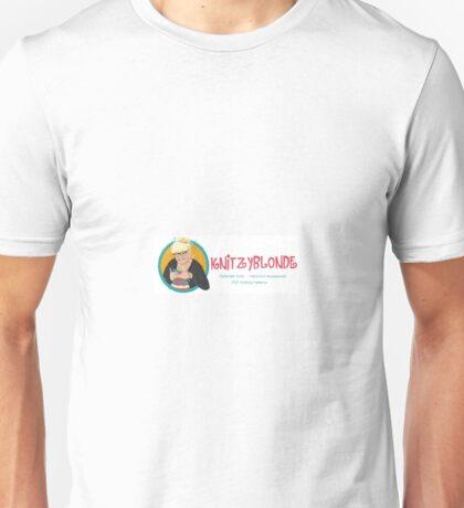 KnitzyBlonde 2 Unisex T-Shirt