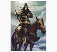 Guan Yu God of War Baby Tee