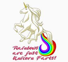 Rainbows Are Unicorn Farts Unisex T-Shirt