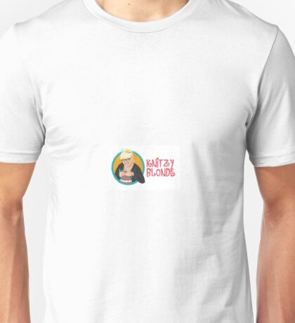 KnitzyBlonde 3 Unisex T-Shirt