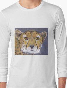 Fast Cat - The Cheetah Long Sleeve T-Shirt