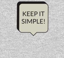 KEEP IT SIMPLE Kids Tee