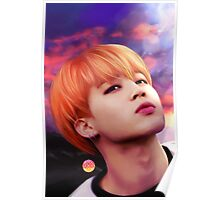 Sunset Jimin Poster