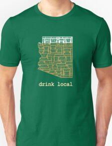 Drink Local - Arizona Beer Shirt Unisex T-Shirt