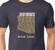 Drink Local - Arizona Beer Shirt Unisex T-Shirt