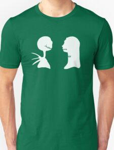 Dark love. Unisex T-Shirt
