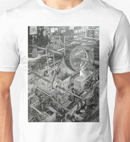 Teslas Free Energy  Unisex T-Shirt