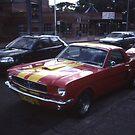 Mustang Ute,Parramatta,Australia 1999 by muz2142