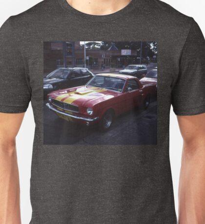 Mustang Ute,Parramatta,Australia 1999 Unisex T-Shirt