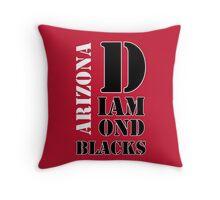 Arizona Diamondbacks Throw Pillow