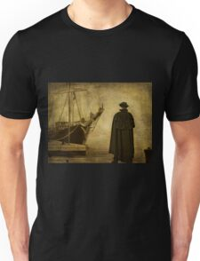 Time to leave Unisex T-Shirt