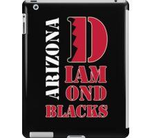 Arizona Diamondbacks typo logo iPad Case/Skin