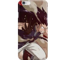 Gajeel iPhone Case/Skin
