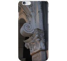 Mirrored Scrolls iPhone Case/Skin