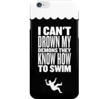 Bring me the horizon iPhone Case/Skin
