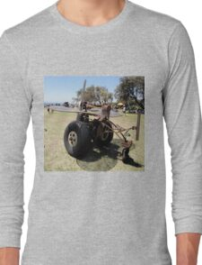 Aeroplane Truth,Sculptures By Sea,Bondi,Australia 2014 Long Sleeve T-Shirt