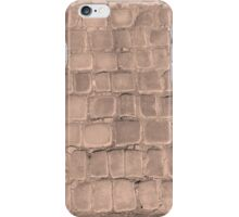 Middleport Bricks pale iPhone Case/Skin