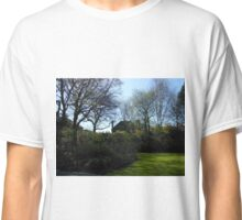 A Little Corner of The Preston Temple Grounds Classic T-Shirt