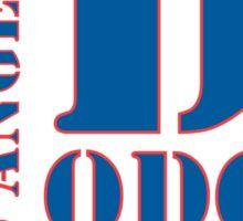 Los Angeles Dodgers Sticker