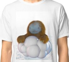sloth guy in a cloud Classic T-Shirt