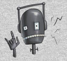 Robot  One Piece - Long Sleeve