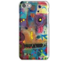 Paris at Rush Hour iPhone Case/Skin