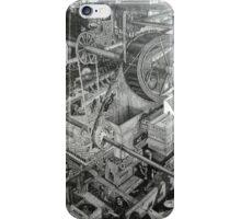 Teslas Free Energy  iPhone Case/Skin