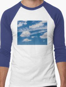 Ballpark Sky Men's Baseball ¾ T-Shirt