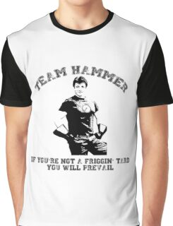 TEAM HAMMER Graphic T-Shirt