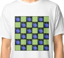 Clematis Patchwork Classic T-Shirt