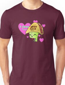 Gir Loves Tacos Unisex T-Shirt