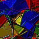 BROKEN GLASS by Paul Quixote Alleyne