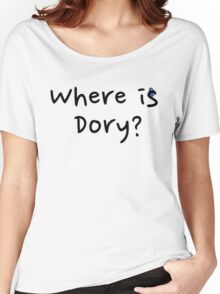 Where is Dory? Women's Relaxed Fit T-Shirt