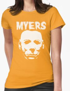 Michaels just another misfit Womens Fitted T-Shirt