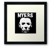 Michaels just another misfit Framed Print