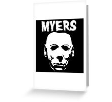 Michaels just another misfit Greeting Card