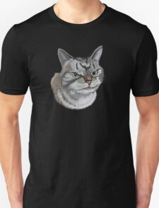Alien kitten Unisex T-Shirt