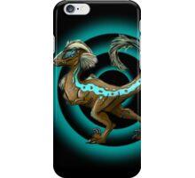 Tropical raptor iPhone Case/Skin