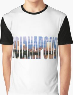 Indianapolis Graphic T-Shirt