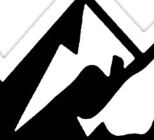 Mountain Sticker
