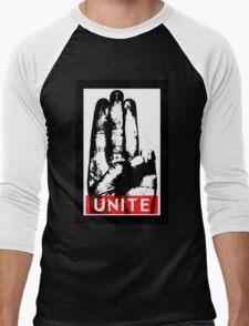 Unite Men's Baseball ¾ T-Shirt