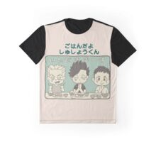 Chibi 5 Haikyuu!! Anime Graphic T-Shirt