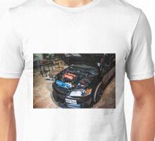 Blk Evo p6262 jms racing  Unisex T-Shirt