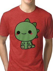 Cute dino Tri-blend T-Shirt