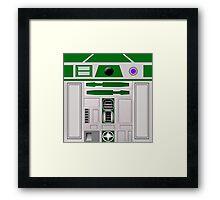 R2D Framed Print