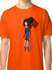 Marceline with Hambo and Guitar Classic T-Shirt